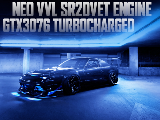 SR20VET VVL TURBO S13 240SX HATCH