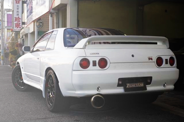 BACK TAIL LAMP R32 SKYLINE GT-R WHITE