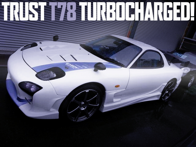 T78 SINGLE TURBO FD3S RX-7