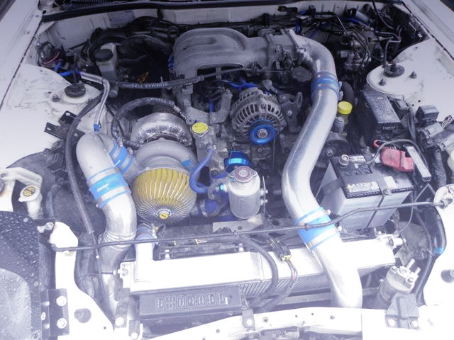 13B-REW ROTARY ENGINE