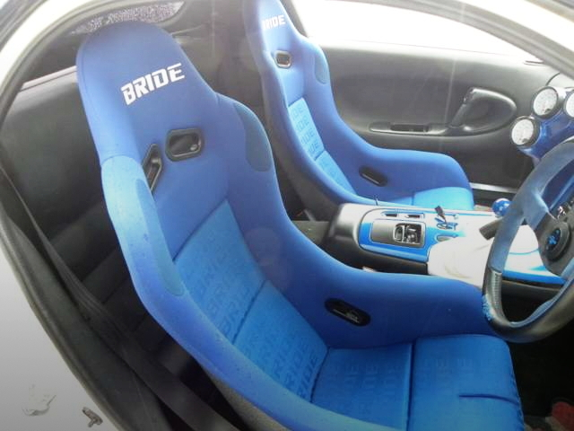 BRIDE FULLBUCKET SEATS