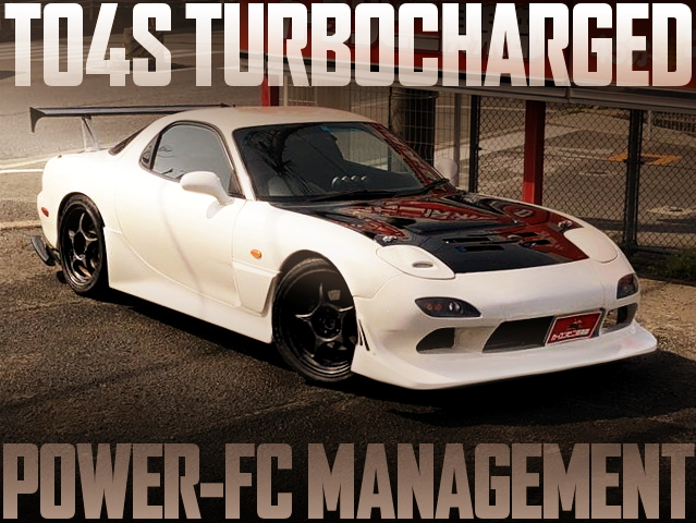 TO4S TURBO POWER-FC FD3S RX-7