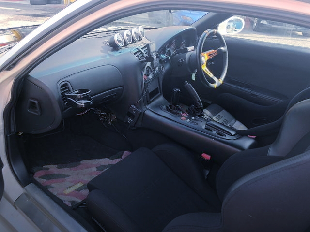 INTERIOR DASHBOARD FD3S RX-7