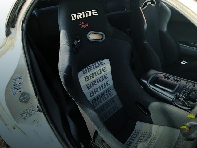 BRIDE LOW-MAX SEAT