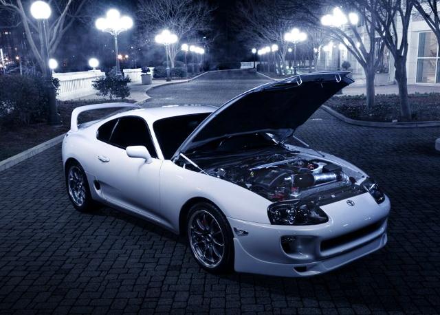 LS2 6000cc V8 ENGINE SUPRA