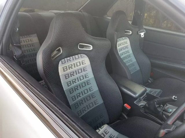 GT-R SEATS CONVERSION
