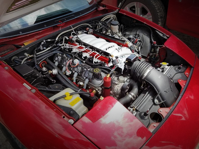 LS V8 ENGINE SWAP