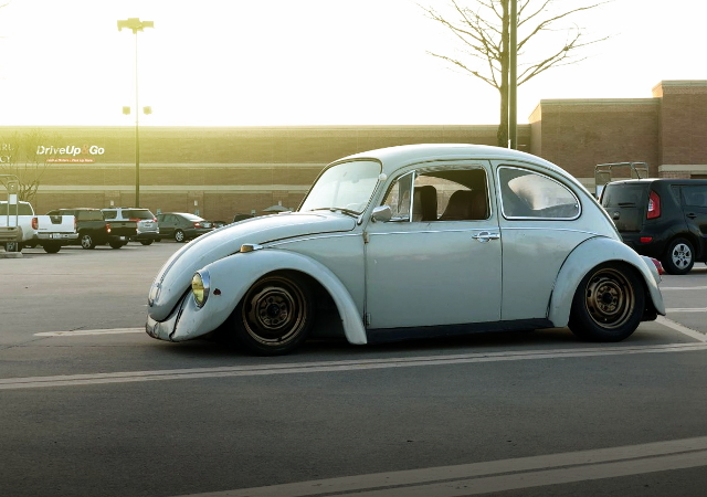 LEFT SIDE VW TYPE-1 BEETLE