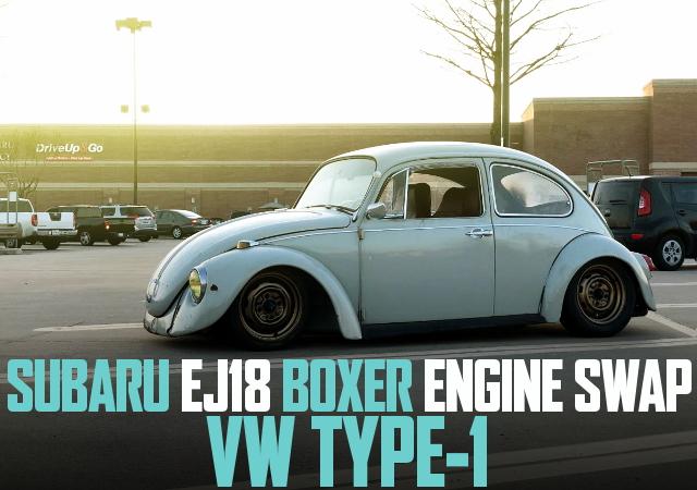 EJ18 BOXER VW TYPE1(BEETLE)