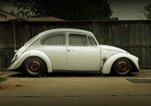 RIGHT SIDE VW BEETLE TYPE-1