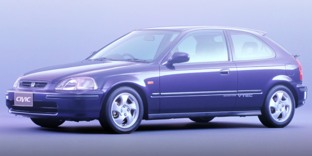 EK4 HONDA CIVIC PICTURE