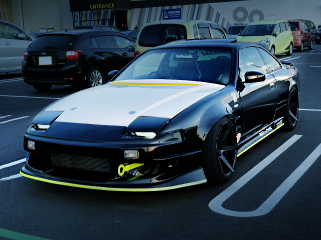 FRONT FACE S14 ONEVIA