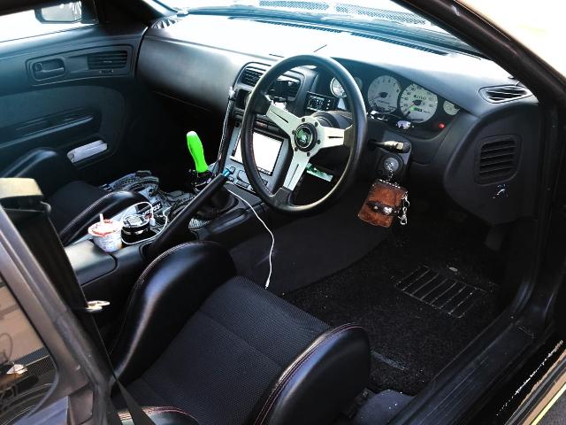 INTERIOR S14 SILVIA