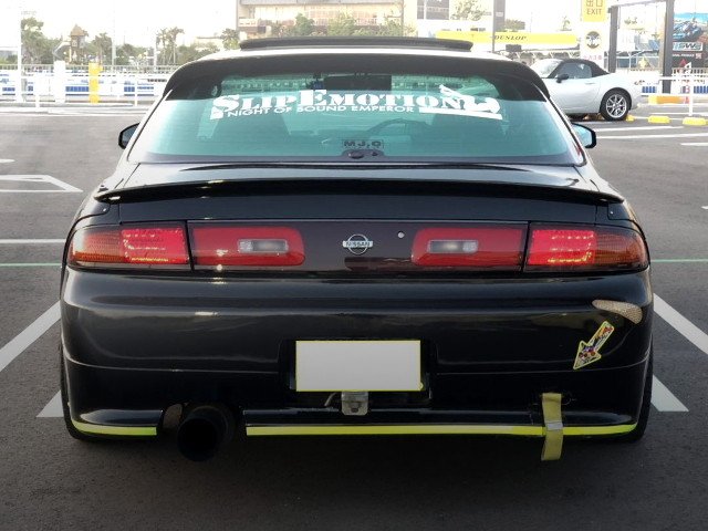 BACK TAIL LAMP S14 SILVIA