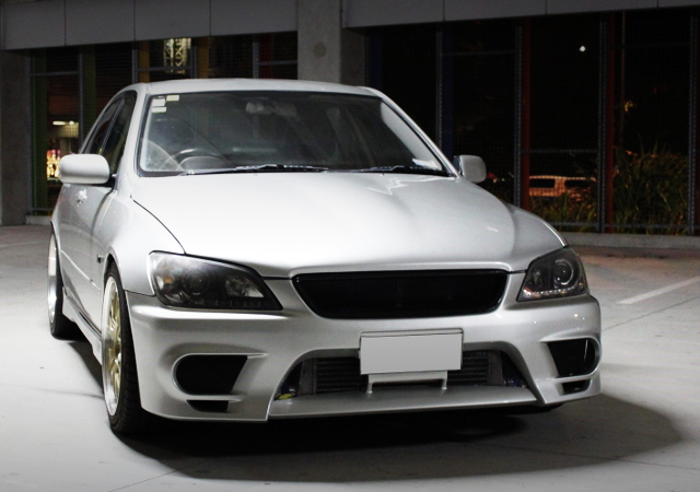 FRONT FACE ALTEZZA