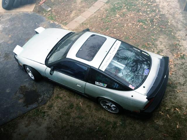 EXTERIOR S13 240SX Hatchback