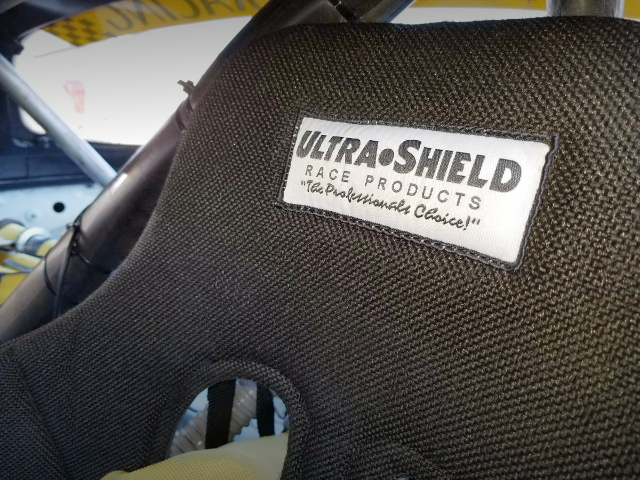 ULTRA SHELD BAUCKET SEAT