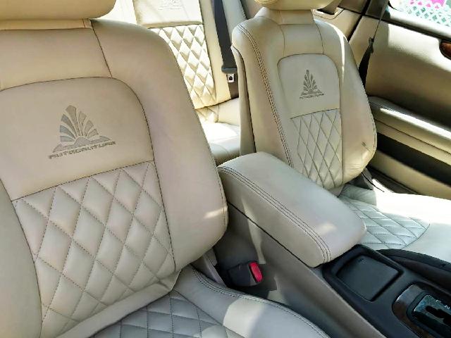 SEATS LEXUS SC300