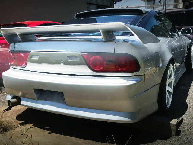 REAR TYPE-X TAIL 180SX