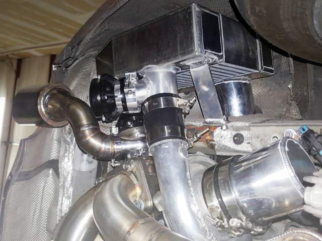 LS3 ENGINE TURBOCHARGED