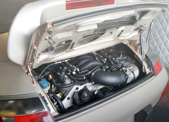 LS3 6200cc V8 ENGINE CONVERSION