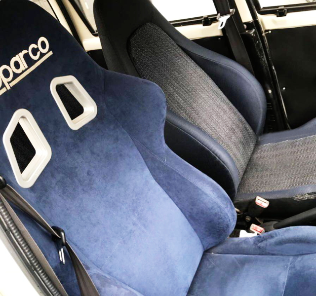 DRIVER SPARCO SEAT