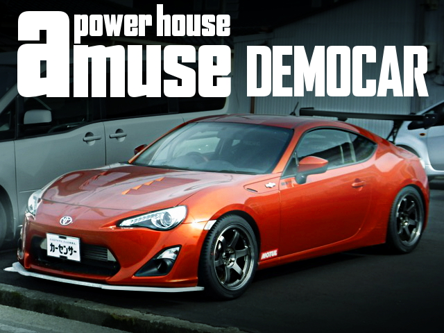 AMUSE DEMO CAR TOYOTA86GT