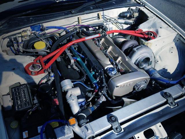 RB26 ENGINE HKS TURBO