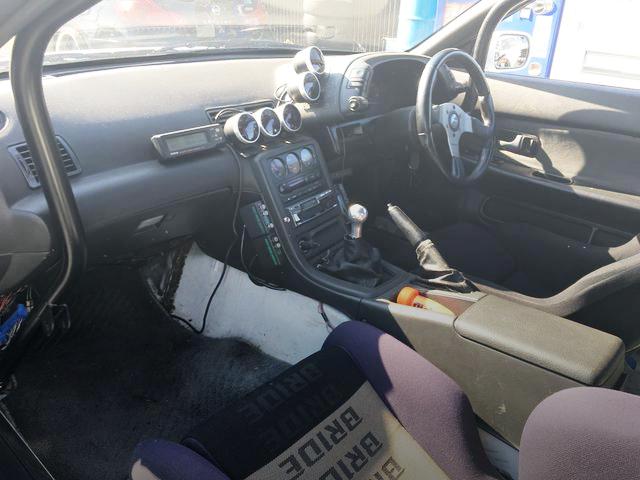 DASHBOARD ROLLBAR R32GT-R