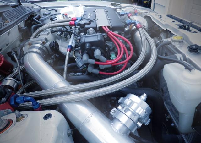 B18C VTEC TURBO ENGINE