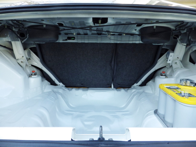 TRUNK ROOM FROM CIVIC COUPE