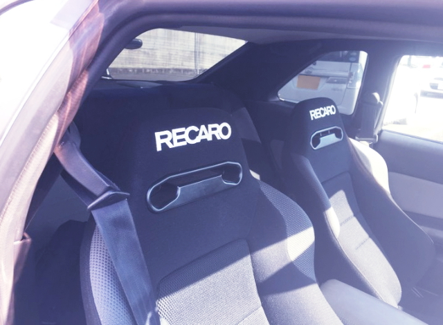 RECARO SEATS ENR34 SKYLINE