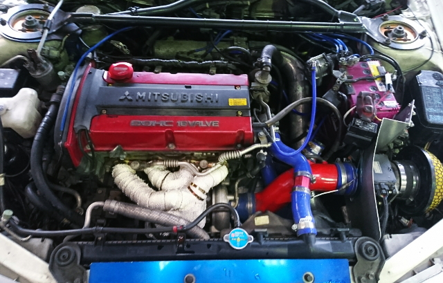 G-FORCE 4G63T 2300cc ENGINE