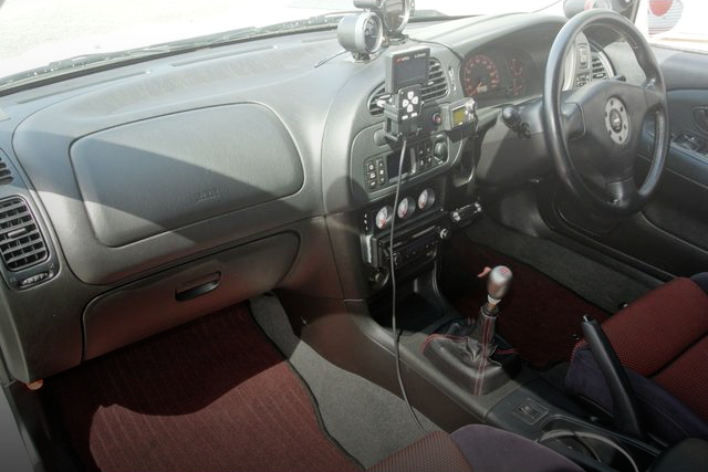 DASHBOARD INTERIOR