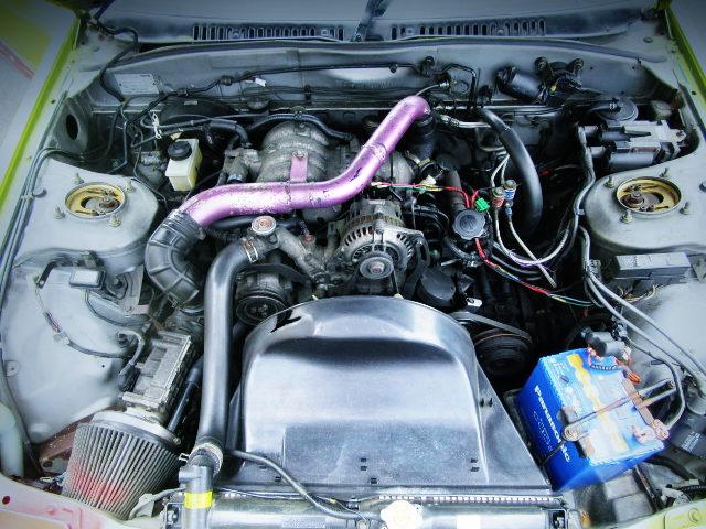 13B NA ROTARY ENGINE