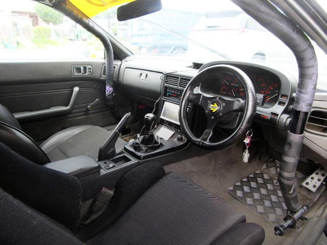 INTERIOR FC3S RX-7 GT