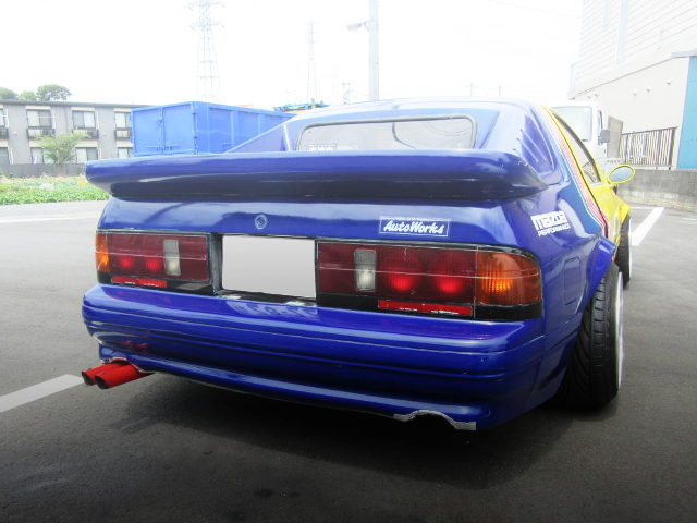 REAR TAIL FC3S RX-7 GT KAIDO RACER