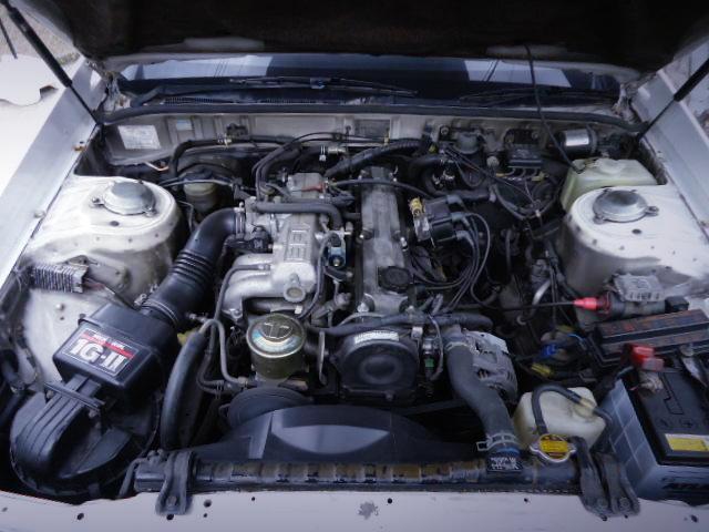 ONE CAMSHAFT 1G 2000cc ENGINE