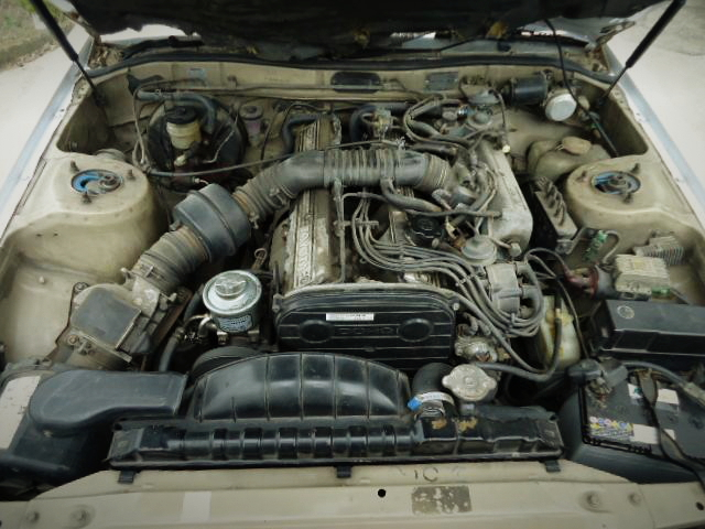 5M-GEU 2800cc ENGINE