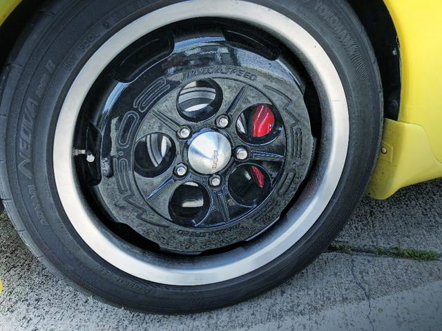 MAZDA SPEED MS-02 WHEEL