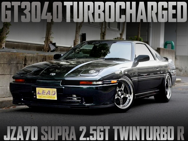 GT3040 TURBO JZA70 SUPRA