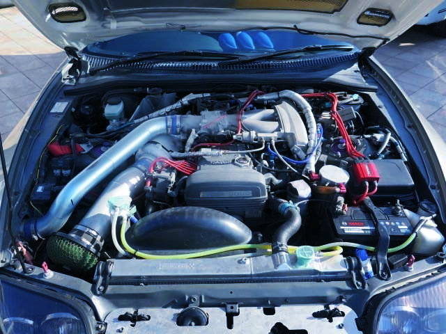 2JZ-GE BOLT ON TURBO ENGINE