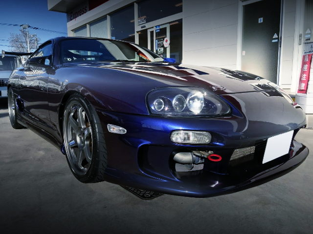 FRONT HEAD LIGHT JZA80 SUPRA