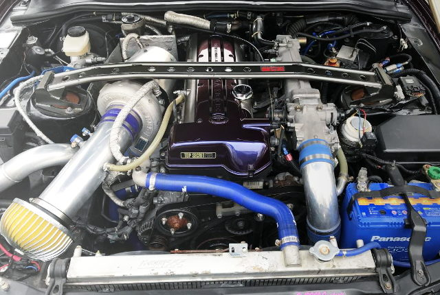 2JZ-GTE ENGINE WITH T51R TURBINE