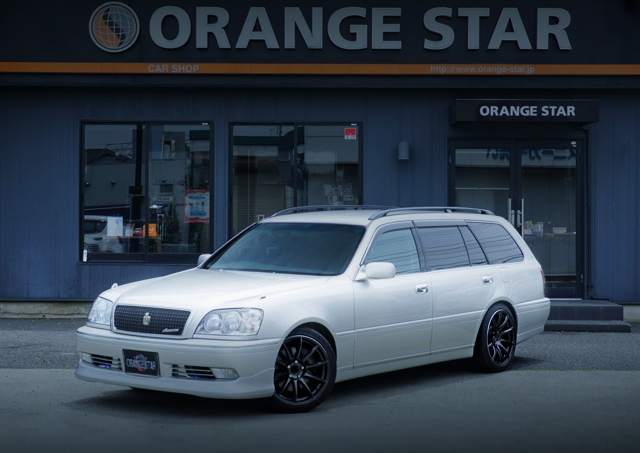 FRONT FACE JZS171W CROWN ESTATE