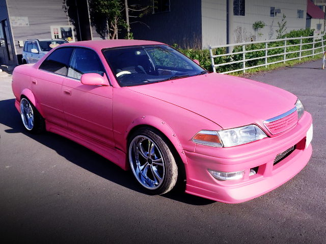 FRONT FACE 100 MARK2 CONVERSION JZX90