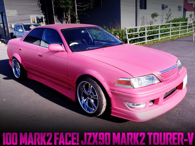 100 MARK2 FRONT END JZX90 MARK2