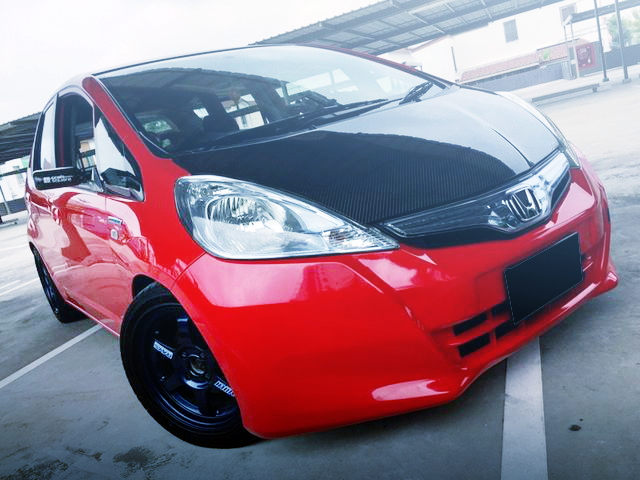 FRONT FACE GE JAZZ JDM FIT