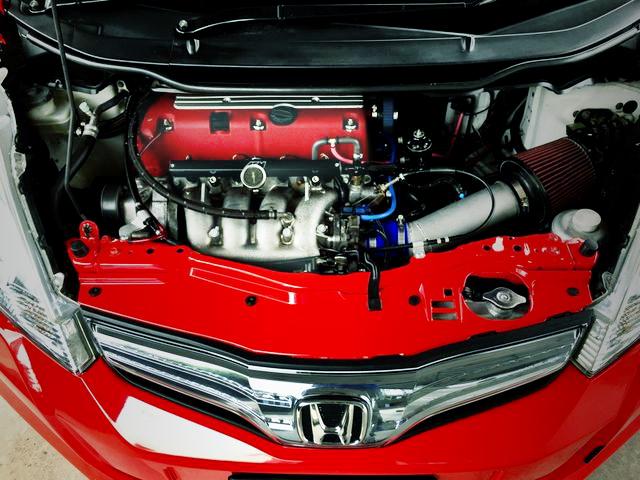 K20A i-VTEC ENGINE CONVERSION