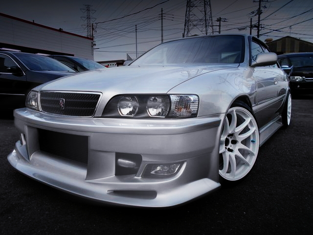 KUNNYZ FRONT BUMPER JZX100 CHASER